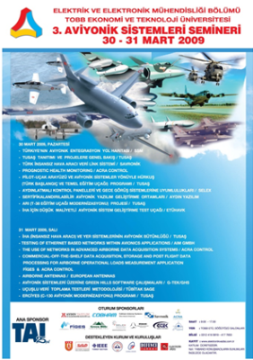 Electronics Valley Aviation and Avionics Systems Seminar 2009